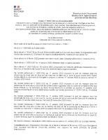 AP 2020-1263 du 22 10 2020 imposant le port du masque dans certains lieux de l'ensemble des communes du département du Cher signé